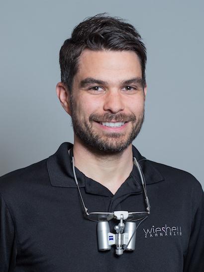 Dr. med. dent. Reinhard Wiesheu junior