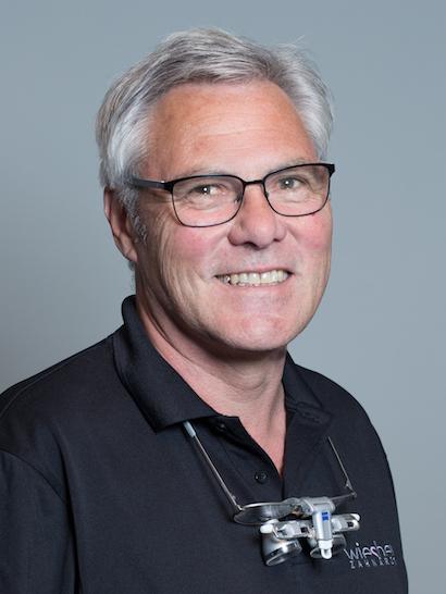 Dr. med. dent. Reinhard Wiesheu senior